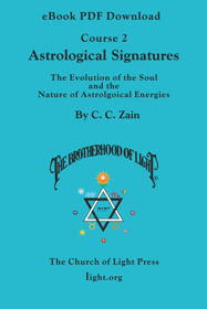 Course 02 Astrological Signatures - eBook PDF DOWNLOAD