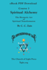 Course 03 Spiritual Alchemy - eBook PDF DOWNLOAD
