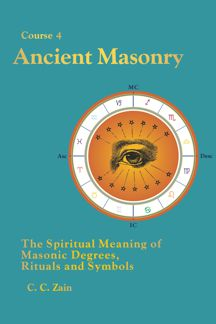 Course 04 Ancient Masonry - Kindle Edition