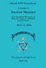 Course 04 Ancient Masonry - eBook PDF DOWNLOAD