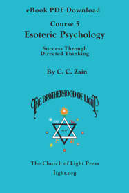 Course 05 Esoteric Psychology - eBook PDF DOWNLOAD