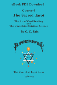 light org | Course 06 The Sacred Tarot - eBook PDF DOWNLOAD