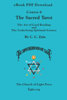 Course 06 The Sacred Tarot - eBook PDF DOWNLOAD