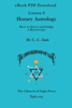 Course 08 Horary Astrology - eBook PDF DOWNLOAD