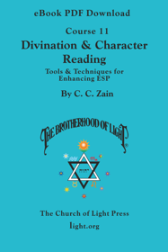 Course 11 Divination & Character Reading - eBook PDF DOWNLOAD