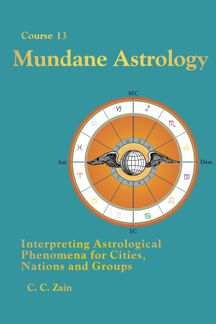 Course 13 Mundane Astrology - eBook for iOS and Android Devices