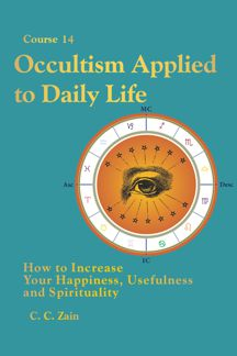 Course 14 Occultism Applied - Kindle Edition