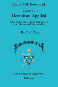 Course 14 Occultism Applied - eBook PDF DOWNLOAD