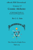 Course 17 Cosmic Alchemy - eBook PDF DOWNLOAD