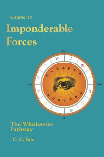 Course 18 Imponderable Forces - Kindle Edition