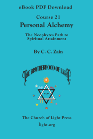 Course 21 Personal Alchemy - eBook PDF DOWNLOAD