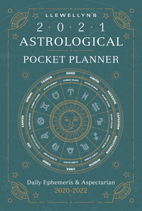 Calendar Astrological Pocket Planner Llewellyn