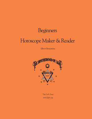 Beginner Horoscope Maker and Reader - PDF Download
