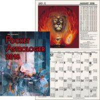 Calendar EST Pocket Astrologer