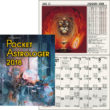 Calendar PST Pocket Astrologer