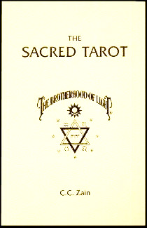 Course 06 The Sacred Tarot - Hard Bound