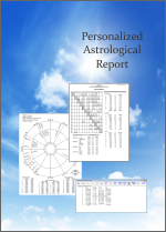 Personalized Astrological Report