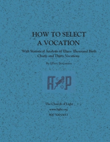 How to Select a Vocation - PDF Download