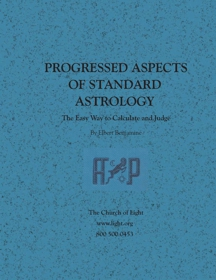 Progressed Aspects of Standard Astrology - PDF Download