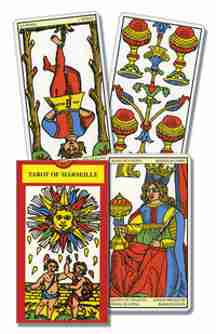Tarot Cards - Tarot of Marseille
