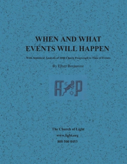 When and What Events Will Happen - With Statistical Analysis of 2000 Charts Progressed to Time of Events - PDF Download