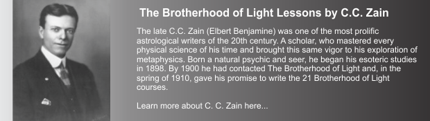 Click Here for The Brotherhood of Light Lessons