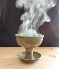 Hermetic magic | Frankincense Burning | Spirituality